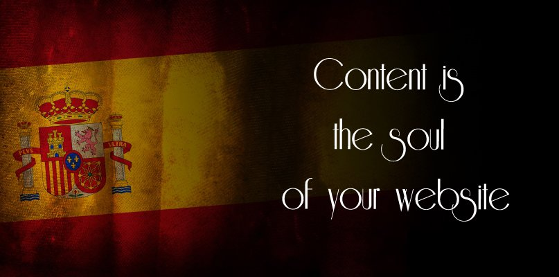 Spanish writer and copywriter