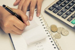 tips to give a writing budget