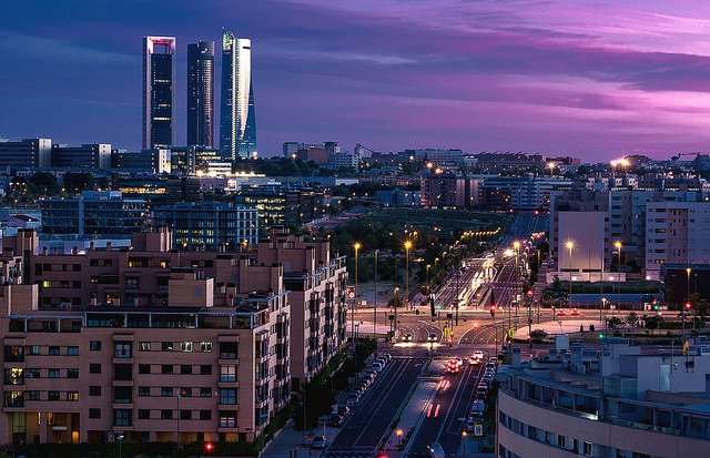 Madrid is a must if you visit Spain