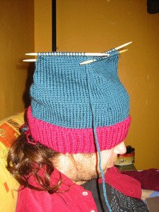 """Squid Toque WIP"" flickr photo shared by noricum under a Creative Commons ( BY-SA ) license"