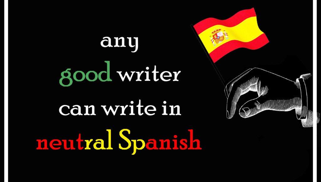 Choose a good writer