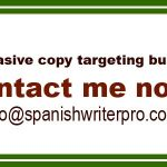 Spanish Essay Example and How to Write it